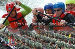 Chương trình team building tại Hà Nội