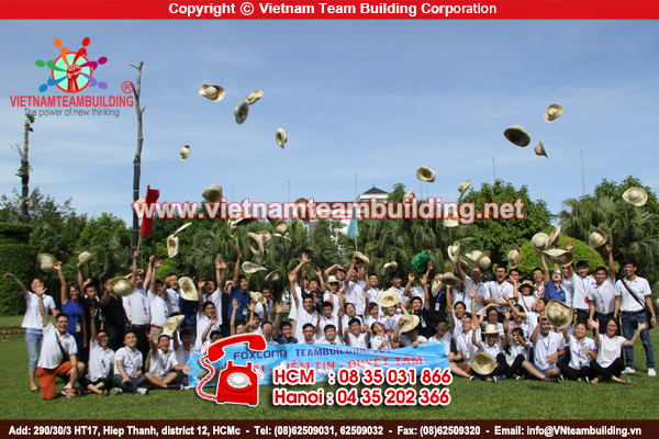 Vietnam team building