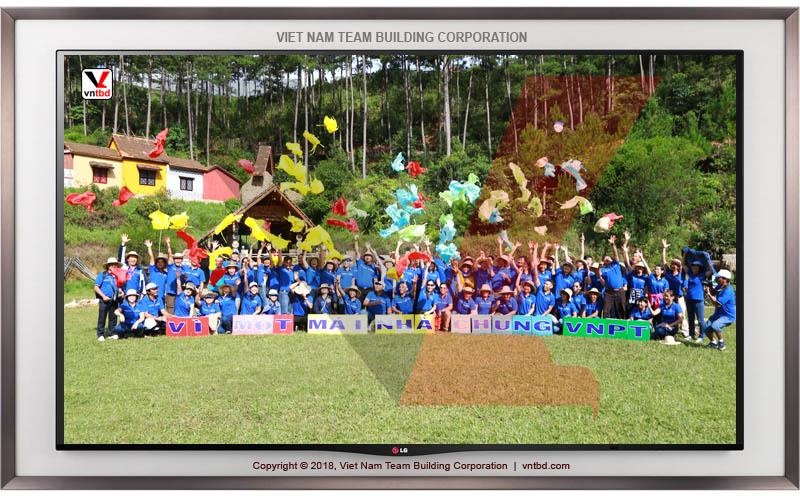 CÔNG TY CỔ PHẦN VIỆT NAM TEAM BUILDING. Công ty chuyên tổ chức team building. Địa chỉ: 843/8 Nguyễn Kiệm, Phường 3, Quận Gò Vấp, TPHCM. VPDD: 612A Hoàng Hoa Thám, Phường Bưởi, Quận Tây Hồ, Hà Nội. Tel: (08)35031866 - (04)35202366 Hotline: 0968683031 Website: www.vietnamteambuilding.net, www.vietnamteambuilding.edu.vn
