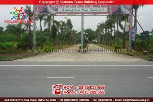 Địa điểm tổ chức teambuilding tại Hà Nội: Khu du lịch sinh thái Vườn Quả