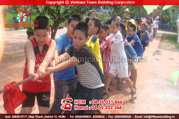 Era House Địa điểm tổ chức Team Building tại Hà Nội