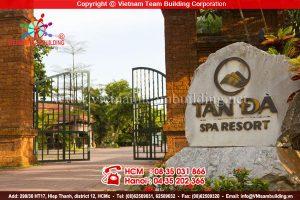 Resort Tản Đà địa điểm tổ chức Team Building tại Hà Nội