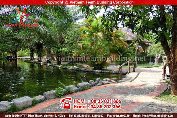 Địa điểm tổ chức teambuilding tại Hà Nội