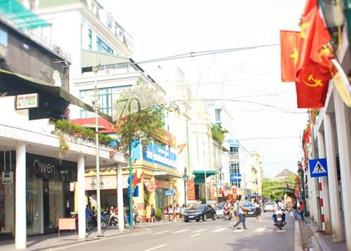 phố Tràng tiền