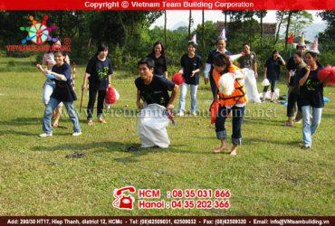 Địa điểm tổ chức team building tại Hà Nội: Vịt Cổ Xanh Resort