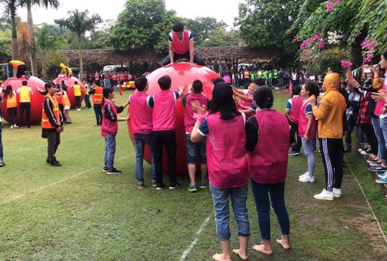 Team Building 1 ngày tại Hà Nội