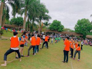 Team Building 1 ngày tại Hà Nội - Asean Resort