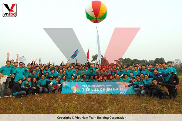 Team Building Hà Nội, tổ chức team building, công ty tổ chức team building