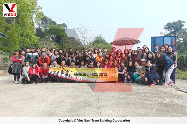 Team Building Hà Nội, Công ty VMG, Công ty tổ chức team building, hanoi team building